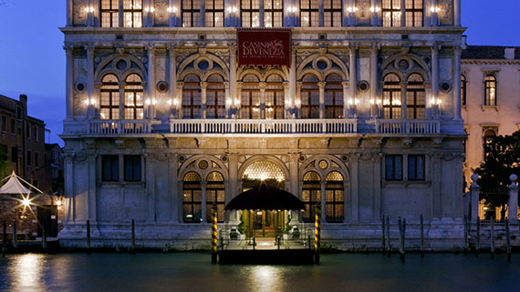 Ca Vendramin Calergi casino venice photo