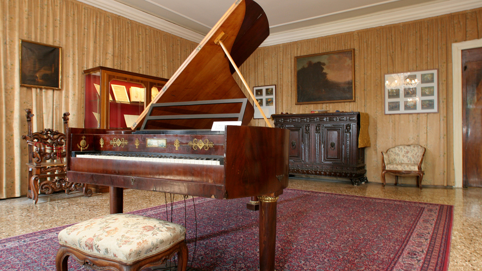 Pianoforte Wagner